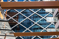 abstract architecture (Greg Rohan) Tags: reflection beams steel macquariebank sydney windows glass lines building buildings architecture abstract d7200 2018 nikkor nikon skyscraper symmetry geometric