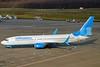 Pobeda VP-BPL Boeing 737-8AL Split Scimitar Winglets cn/61789-6662 @ EDDK / CGN 30-01-2018 (Nabil Molinari Photography) Tags: pobeda vpbpl boeing 7378al winglets cn617896662 eddk cgn 30012018 split scimitar
