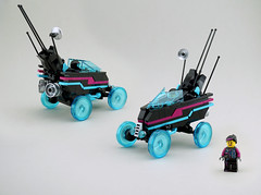 FebRovery 2018 21 (TFDesigns!) Tags: lego space rover febrovery frost