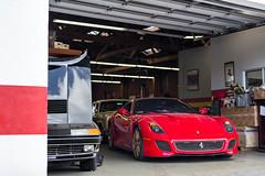 599 GTO (Maxx Shostak) Tags: ferrari 599gto