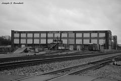 Pegram Shops (Joseph S. Randall) Tags: colliermetals norfolksouthern southernrailway pegramshops atlantaga georgia