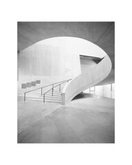 Tate IV (ianwmarsh) Tags: tate modern staircase concrete brutalist modernist