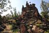 Wat Ek Phnom (el rafa*) Tags: watekphnom dicembre2017 wat ek phnom battambang cambodia cambogia cambodge kambodscha peamaek peam aek beautiful ruins rovine stupende macerie entropia entropy entropie decadenza decadanza decandence decadance time tempo zeit temps tiempo