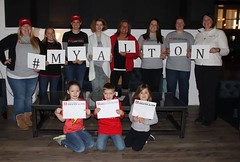 JLGA members showing support for #myalton.