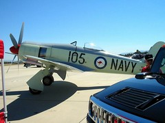 "Hawker Sea Fury FB.11 2 • <a style=""font-size:0.8em;"" href=""http://www.flickr.com/photos/81723459@N04/39671058874/"" target=""_blank"">View on Flickr</a>"