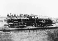 United Verde 87 (Verde Canyon Railroad) Tags: locomotive steam steamengine historic vintageimages railroad verdevalley arizona clarkdalejerome
