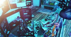 Gaming Room (+runwaydivas+) Tags: badunicorn 220ml dustbunny applefall spellbound mudhoney bazar scarletcreative represent
