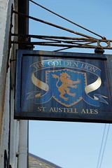 Golden Lion, Port Isaac (Dayoff171) Tags: kernow cornwall pubsigns signs unitedkingdom greatbritain gbg gbg2018 england europe