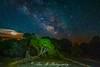 Leaning down under the Milky Way (The Happy Traveller) Tags: milkyway milkywaygalaxy grandcanyon arizona starrysky stars usnationalparks
