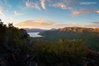 Boronia Peak Sunrise