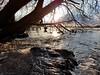 """Der """"Strom"""" vom Ukleisee fließt in den Kellersee (Gabi Liermann) Tags: see sielbeck eutin malente ostholstein sonnenuntergang natur"""