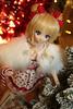 Christmas Usagi and Ami / Sailor Moon (frostyangel1985) Tags: usagi ami sailor moon сrystal sm serenity dd dds volks dollfie dream merry christmas happy new year xmas