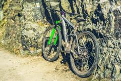 2018.02.25. Borsberg MTB-13 (Michael_Topp) Tags: fahrrad mountainbike himmel licht dresden sony nex