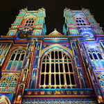 Light of the Spirit: Stained glass illuminations on Westminster Abbey thumbnail