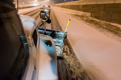 @20180112-D5 PlowingUS33-55 (OhioDOT) Tags: district5 odot plow ridealong route33 salt six snow storm plowing truck