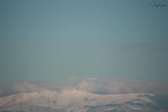 Cumbre blanca... (cienfuegos84) Tags: blue white azul blanco montaña sierra nieve