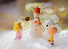 Lovely winter song (keiko*has) Tags: 7dwf crazytuesday minifigures snoopy charliebrown sally snowman