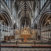 Lichfield Cathedral 7 (Darwinsgift) Tags: lichfield cathedral nikon d810 nikkor 19mm f4 pc e tilt shift interior hdr photomerge stich photostich