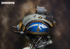 House Griffith Knight (whitemetalgames.com) Tags: first company primaris ultramarines ultra marines space adeptus astartes scouts reivers inceptors bikers leviathan dread house griffin knight battle brothers sargeant veteran vet srgnt lt commander warhammer40k warhammer 40k warhammer40000 40000 paintingwarhammer gamesworkshop games workshop citadel whitemetalgames wmg white metal painting painted paint commission commissions service services svc raleigh knightdale dale northcarolina north carolina nc hobby hobbyist hobbies mini miniature minis miniatures tabletop rpg roleplayinggame rng warmongers