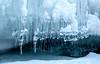 Ice Sculpture (jtr27) Tags: dscf7160xl3 jtr27 fuji fujifilm xt20 xtrans xf 1855mm f284 rlmois kit lens zoom ice icicle frozen winter snyder brook newhampshire nh newengland sculpture