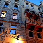 Riga. Hotel Neiburgs