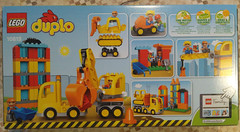 10813 Big Construction Site (2) (lbaixinho) Tags: lego set duplo artur