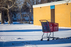 Day 363: Mr Lonely (Paul Howard Photo) Tags: ifttt 500px landscape city winter urban snow abandoned olympus shoppingcart mirrorless landscapephotography alberta 365project reddeer omdem1 olympuscamera paulhowardphotography olympuscanada paulhowardphoto paulhowardphotocom protectedbypixsy capture4cubes