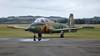 Strikemaster 72, Napier Airport, Hawkes Bay, NZ - 7/2/18 (Grumpy Eye) Tags: panasonic dmcft3 stikemaster 72 napier hawkes bay