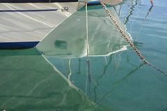 Abstaction portuaire, Carry-le-Rouet (RarOiseau) Tags: carrylerouet bouchesdurhône port reflet bleu bateau mer vert saariysqualitypictures