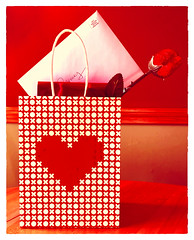 Happy ❤️'s Day (Timothy Valentine) Tags: 2018 0218 gift home valentinesday family contessa red eastbridgewater massachusetts unitedstates us