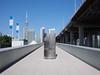 (procrast8) Tags: toronto ontario canada fort york pedestrian bridge gardiner expressway cn tower