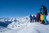 Ski Crew (Stuart_Byles) Tags: lesmenuires mountains lenstagger snow europe blueskies skiingalps