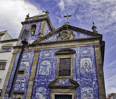 Capela das Almas (César Vega-Lassalle) Tags: chapel souls capela das almas porto portugal olympus omd em5 lumix leicadg microfourthirds m43