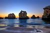 Arrifes (anj_p) Tags: praiadearrifes gale dawn atlantic shores morning rocks clifs beach albufeira algarve portugal