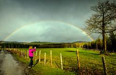 ORTZADAR LEGUTIO (juan luis olaeta) Tags: paisajes landscape ortzadar arcoiris nature naturaleza