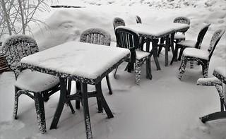 Freddo e neve...