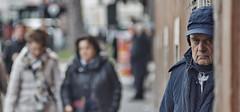 Mr. Grumpy!!! (Baz 120) Tags: candid candidstreet candidportrait city candidface candidphotography contrast colour street streetphoto streetphotography streetportrait sony a7 fullframe pentaxsupertakuma135mmf25 urban life primelens portrait people italy italia faces decisivemoment strangers