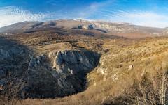 Warm winter days (Milos Golubovic) Tags: cirin ćirin prolaz passage pleš gorge sicevo serbia srbija nikon d7100 sigma 1770mm panorama landscape