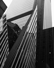 Phillip Johnson Chrysler Trylons (Zach K) Tags: architecture architect design chrysler building nyc new york city midtown grand central station area pyramids phillip johnson sculpture capital grille 42nd street gothamcity black white bw fujifilm fuji acros 23mm x100f