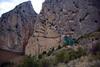 El Chorro (A Jock on the Rock) Tags: elchorro andalucia spain walk rail river gorge cliff rocks