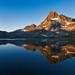 Banner Peak Sunrise