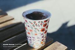 Flora Hot Chocolate - Perth (Naomi Rahim (thanks for 4 million visits)) Tags: perth westernaustralia wa 2017 australia travel travelphotography nikon nikond7200 wanderlust hotchocolate beverage drink food foodphotography northbridge floral cup