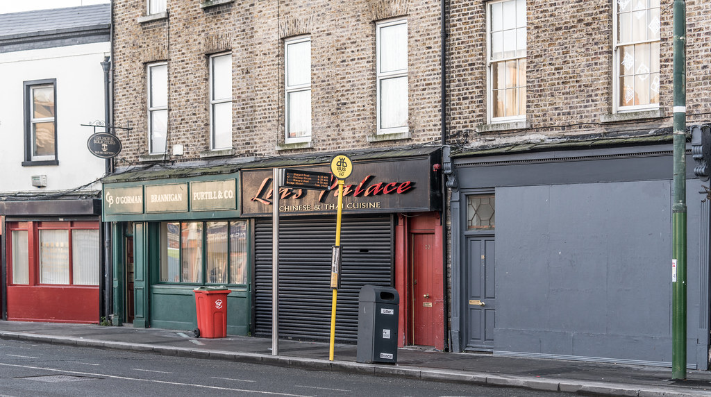 LIN'S PALACE RINGSEND [CHINESE RESTAURANT 20 BRIDGE STREET]-135518