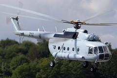 Mil Mi-8MTV-1 213 (MichaelHind) Tags: eskadrilatransportnihhelikopteraeth mil mi8 hip croatian croatianairforce 213 airshow aviation helicopter switzerland swissairforce payerne air14