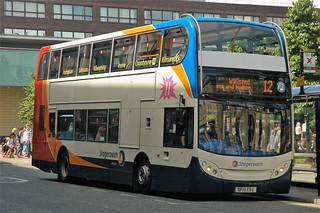 Stagecoach in the UK - North East