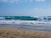 Auflaufend Wasser - starke Brandung, da kräftiger Wind - 1 (mohnblume2013) Tags: fuerteventura atlantik brandung wellen