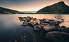 Ring of Kerry (marcmyr) Tags: warm summer irland sigma d5200 nikon le exposure long see lake ireland sunset nature sonnenuntergang sun light peaceful calm rocks