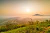 Morning Light (Piaklim) Tags: landscape mountain hill top sunrise above cloud misty foggy sun light morning camping trekking hiking hilltop hills khaokho