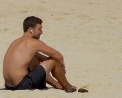 DSCN1634 (danimaniacs) Tags: sydney australia bondibeach shirtless man guy sexy hot mansolo shorts