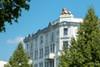 Lion on the roof (HSS) (KPPG) Tags: processed hss sliderssunday architektur magdeburg gebäude deutschland sachsenanhalt 7dwf